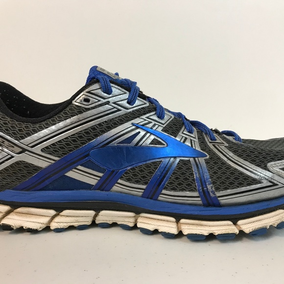 Brooks Other - Brooks Adrenaline GTS 17 Men Running Shoes 12 2E